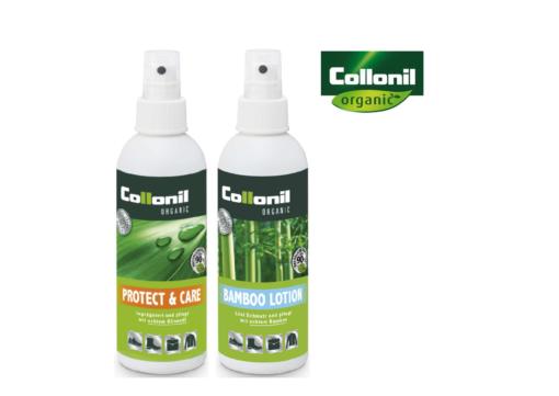 impregnacja obuwia Collonil Organic zestaw