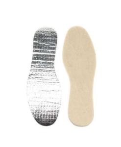 wkładki do butów wełniane Collonil