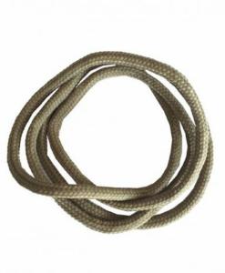 sznurowadła grube beżowe kordel