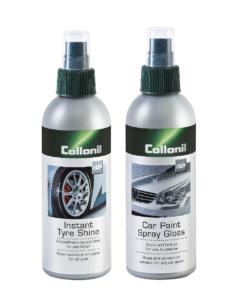 kosmetyki samochodowe Collonil zestaw