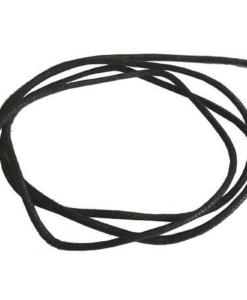sznurowadła woskowane cienkie brązowe