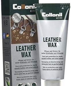 wosk do butów skórzanych collonil